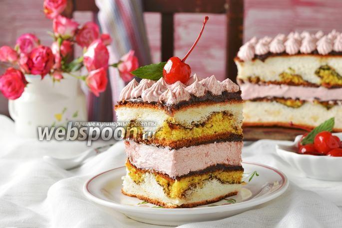 Красивые картинки тортов и пирожных (23)