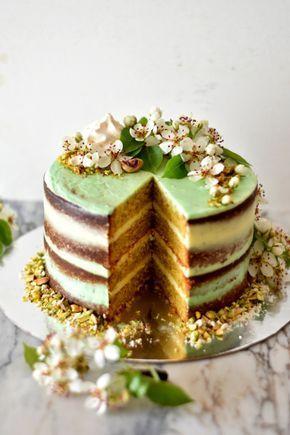 Красивые картинки тортов и пирожных (3)