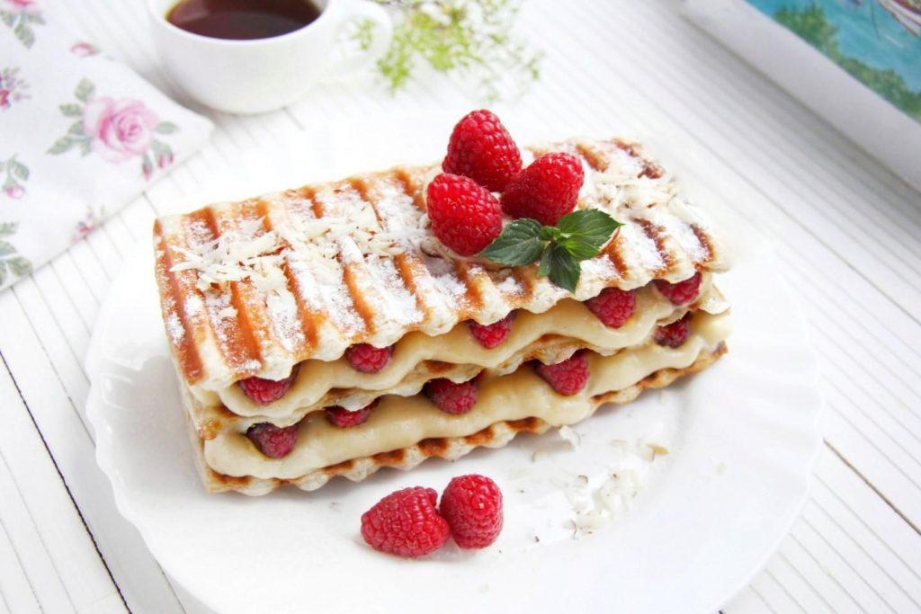 Красивые картинки тортов и пирожных (9)