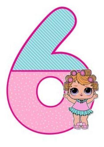 Красивые картинки цифры 6 для детей (14)