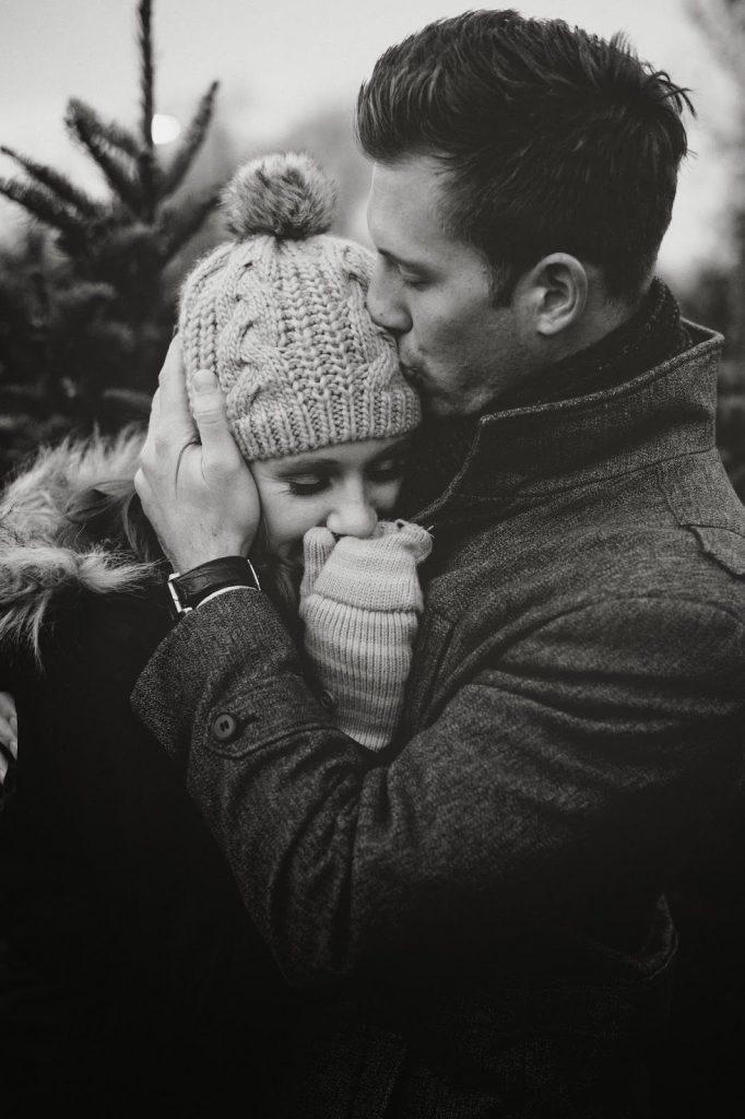 Красивые картинки черно-белые пары (1)