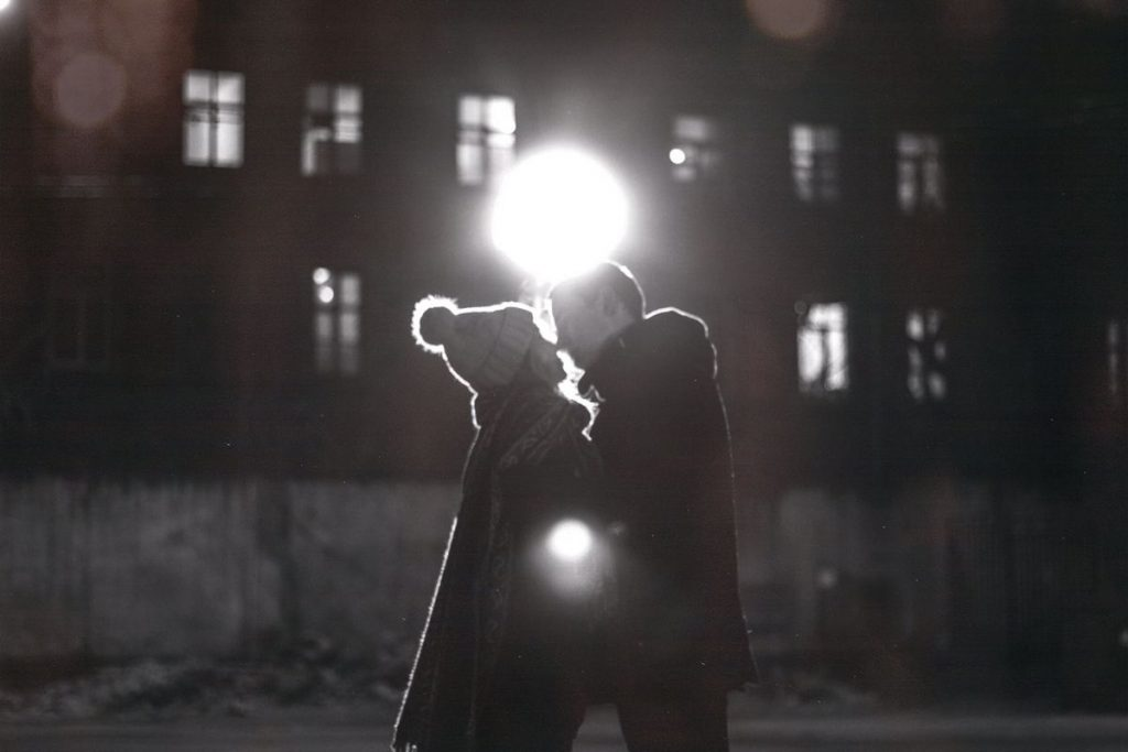 Красивые картинки черно-белые пары (10)