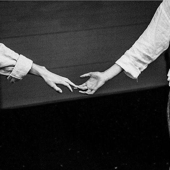 Красивые картинки черно-белые пары (11)