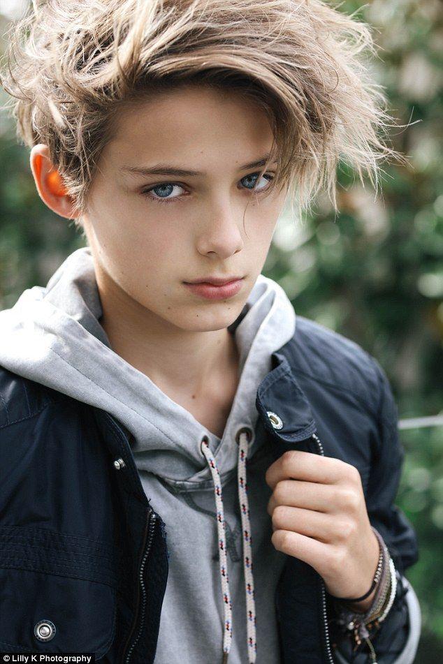 Красивые мальчики в 11 лет - подборка фото (14)