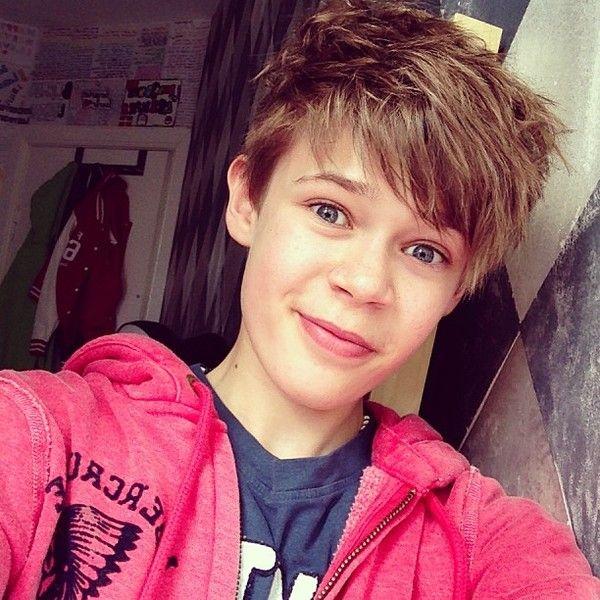Красивые мальчики в 11 лет - подборка фото (17)
