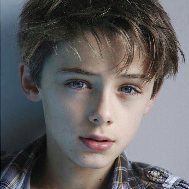 Красивые мальчики в 11 лет   подборка фото (2)