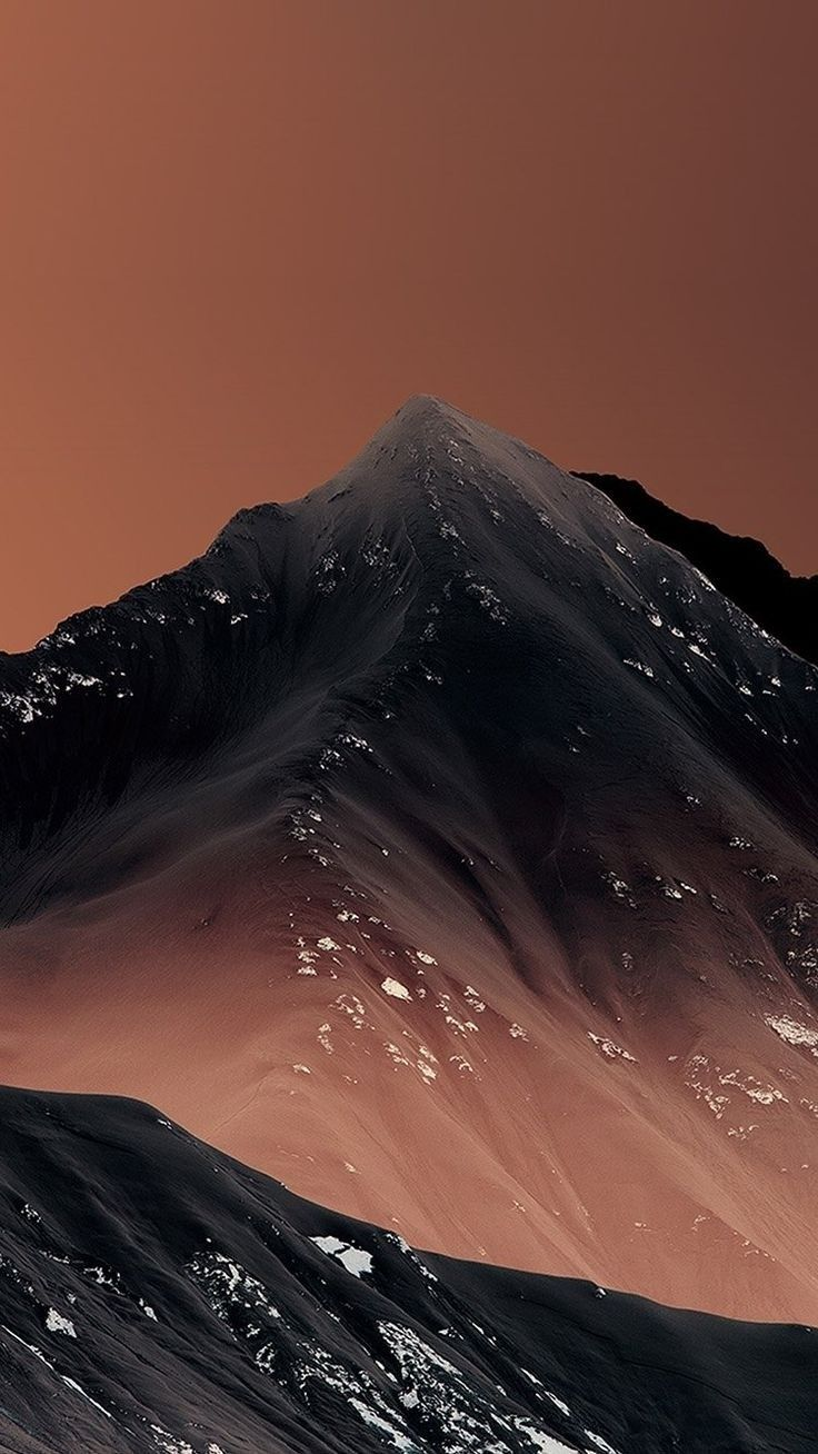 Красивые обои горы для заставки телефона   подборка (15)