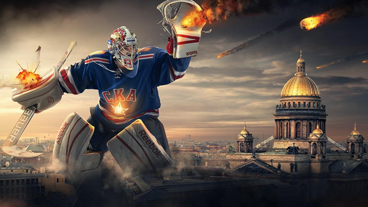 Красивые фото на рабочий стол хоккей (13)