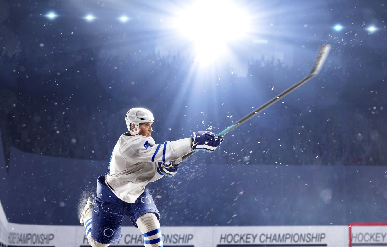 Красивые фото на рабочий стол хоккей (2)