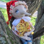 Кукла Буратино, картинки как сшить своими руками
