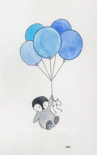 Легкие рисунки для 9 лет - подборка (17)