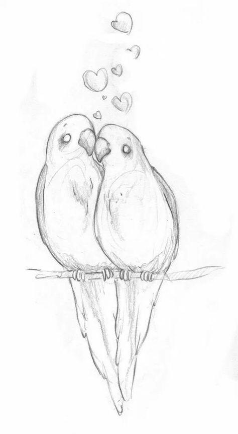 Легкие рисунки для 9 лет - подборка (21)