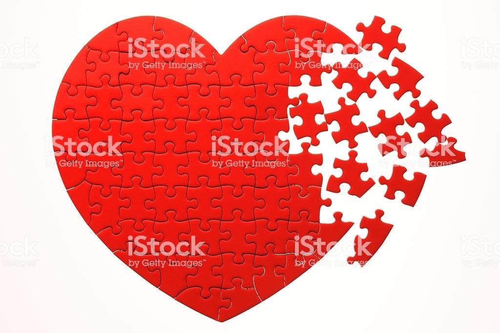 Лучшие фото сердца на белом фоне (10)