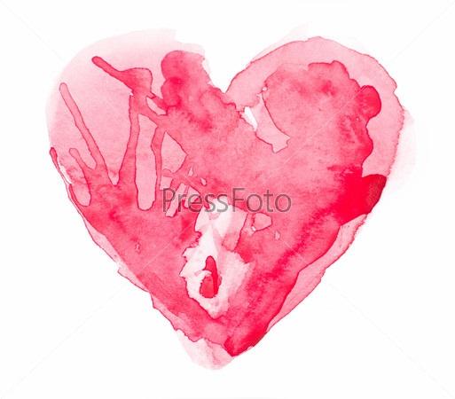 Лучшие фото сердца на белом фоне (11)