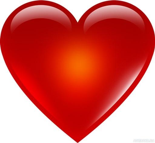 Лучшие фото сердца на белом фоне (12)