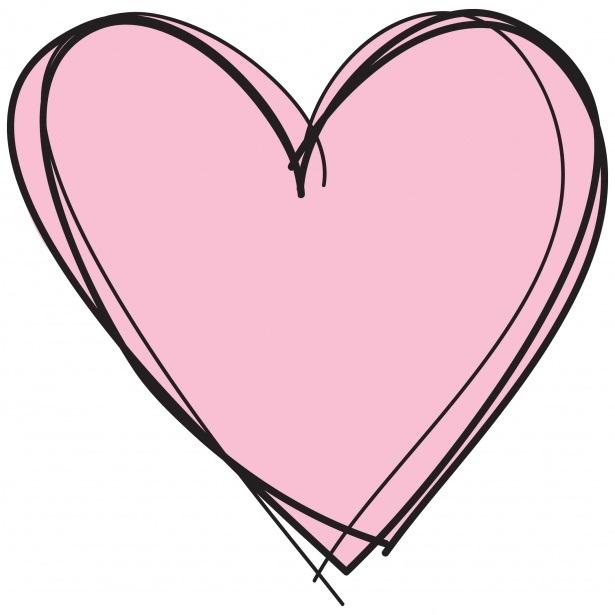 Лучшие фото сердца на белом фоне (13)