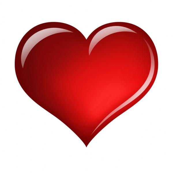 Лучшие фото сердца на белом фоне (14)