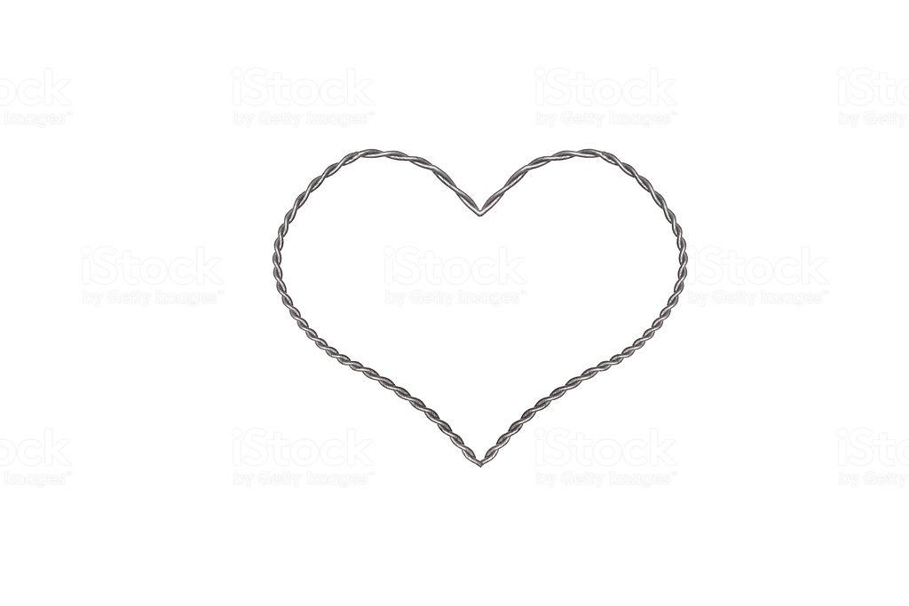 Лучшие фото сердца на белом фоне (15)