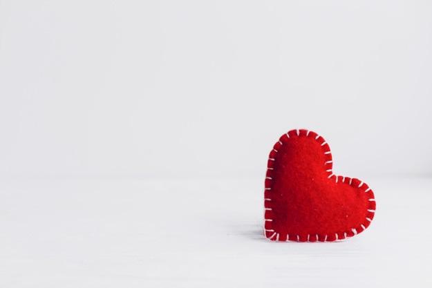 Лучшие фото сердца на белом фоне (16)