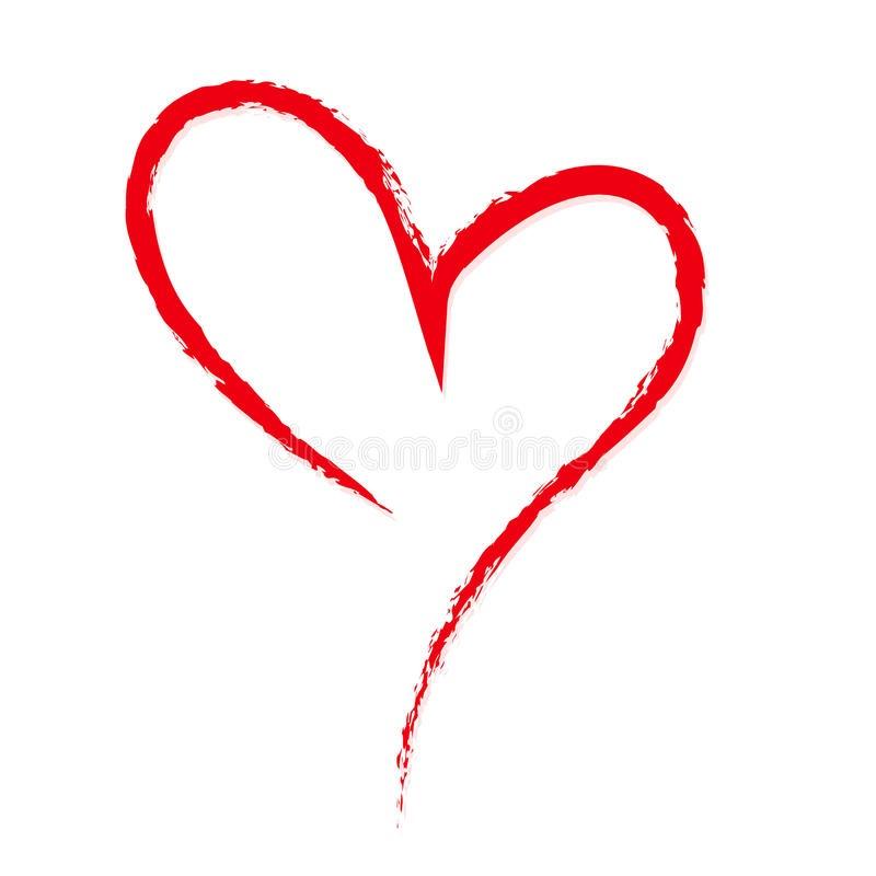 Лучшие фото сердца на белом фоне (18)