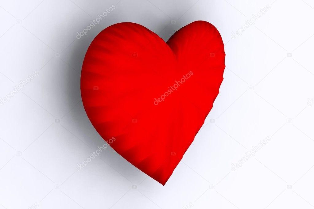 Лучшие фото сердца на белом фоне (22)