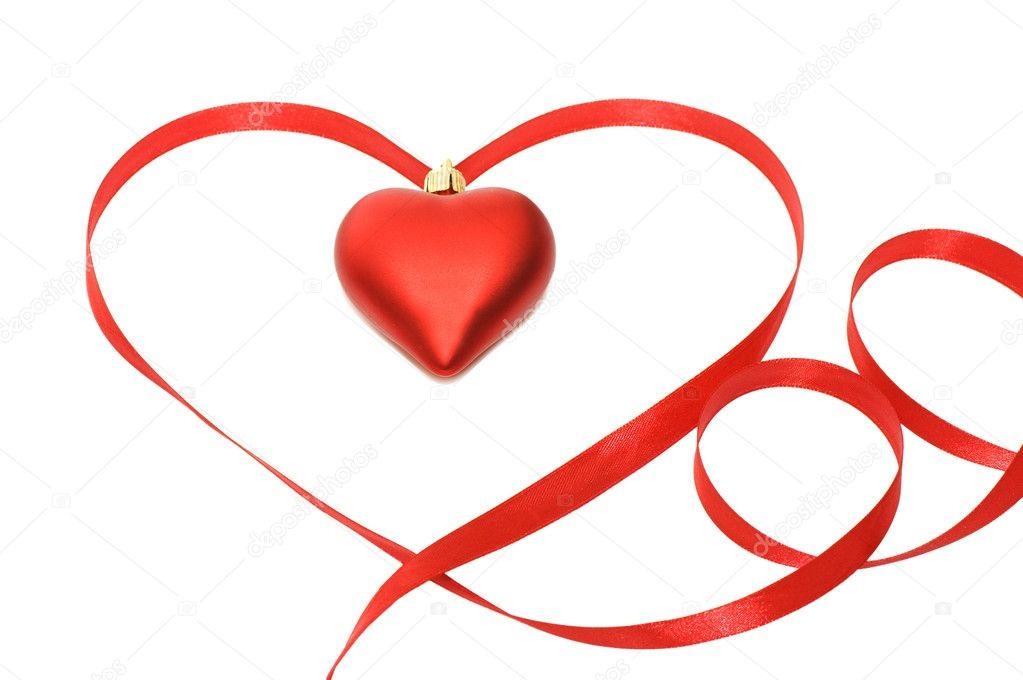 Лучшие фото сердца на белом фоне (5)