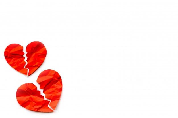 Лучшие фото сердца на белом фоне (9)
