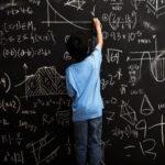 Опишите математику одним словом