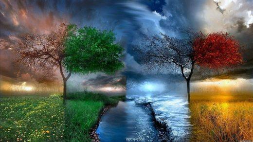 Почему природа такая красивая