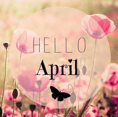 Привет апрель, красивые картинки и открытки (16)