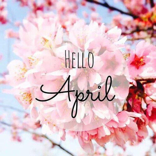 Привет апрель, красивые картинки и открытки (18)