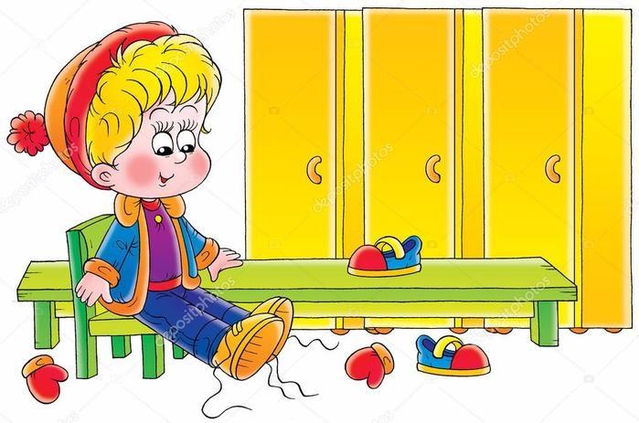 Прогулки в детском саду картинки (20)