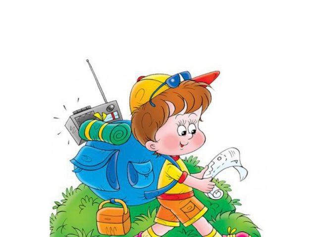 Прогулки в детском саду картинки (6)