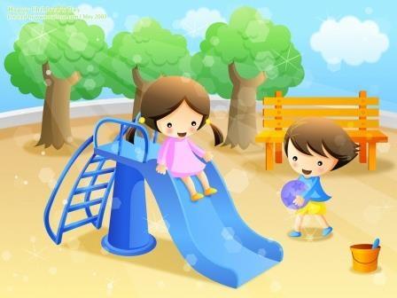 Прогулки в детском саду картинки (7)