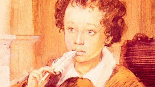 Пушкин детство краткое содержание