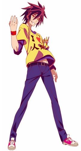 Рисунки в полный рост аниме (2)