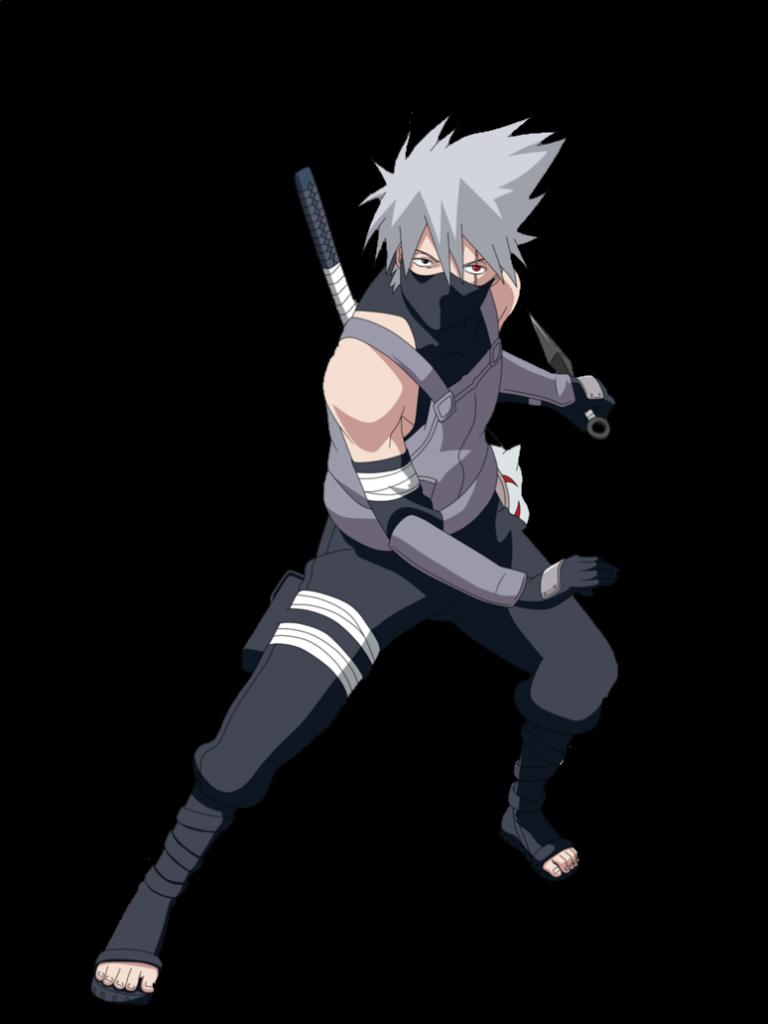 Рисунки в полный рост аниме (3)