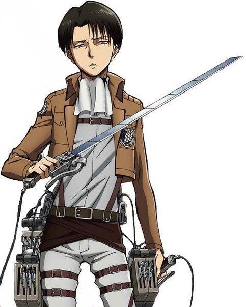 Рисунки в полный рост аниме (4)