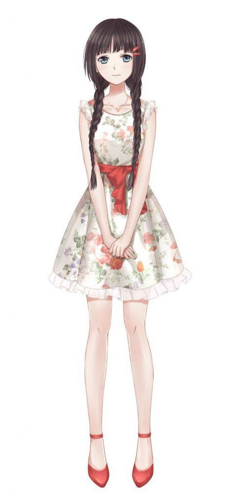 Рисунки в полный рост аниме (6)
