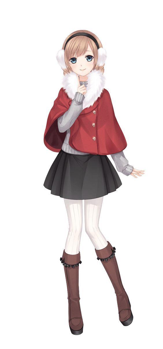 Рисунки в полный рост аниме (8)