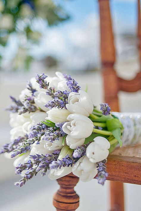 Современные букеты из живых цветов (6)