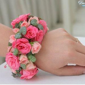 Современные букеты из живых цветов (9)