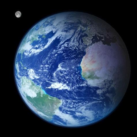 Фото планета земля для детей (12)