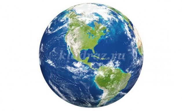 Фото планета земля для детей (16)