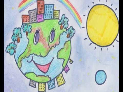 Фото планета земля для детей (19)