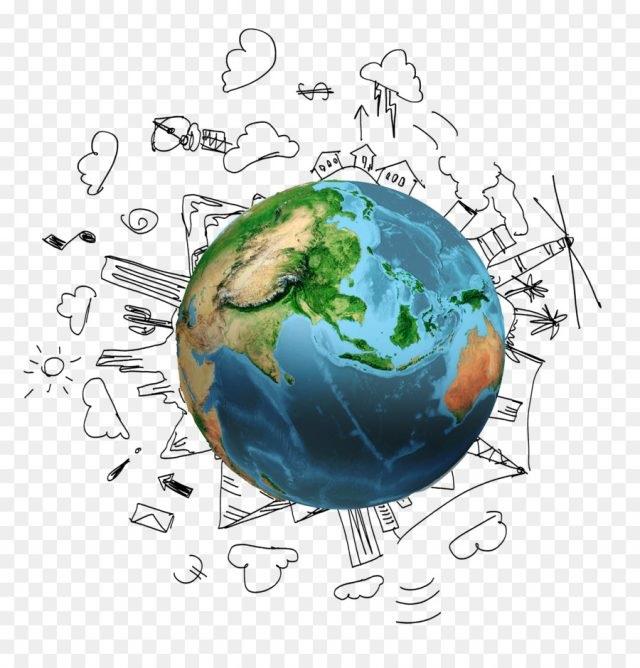 Фото планета земля для детей (24)