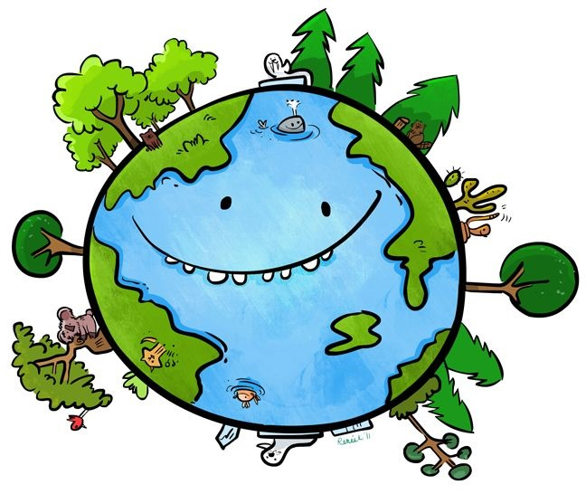 Фото планета земля для детей (4)