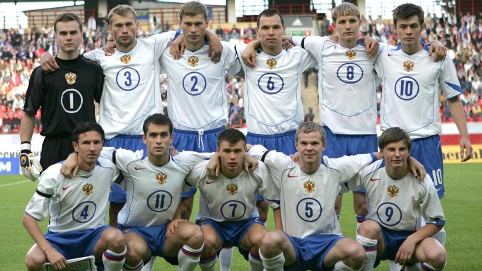 Фото сборной России по футболу (1)