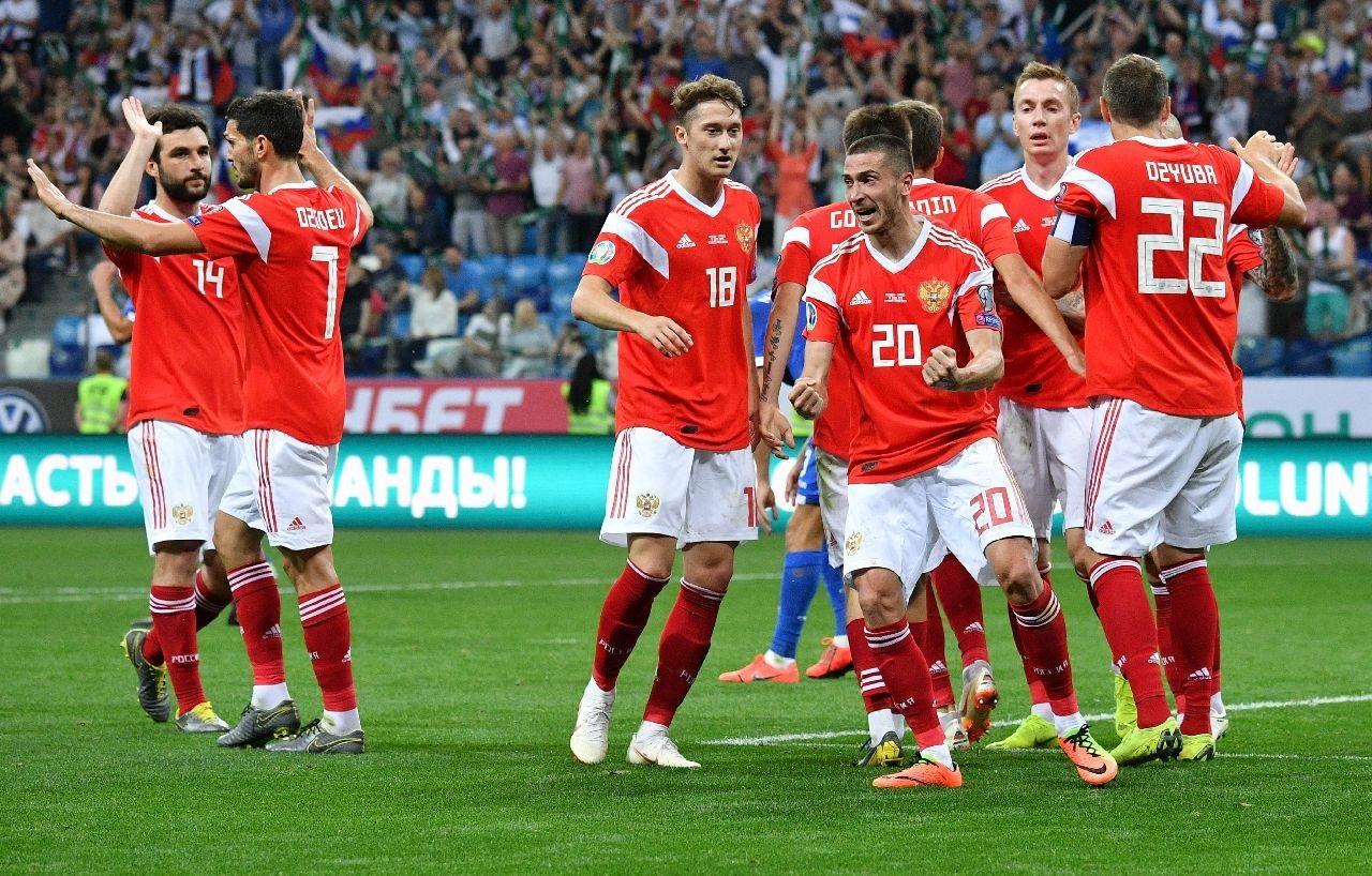 Фото сборной России по футболу (12)