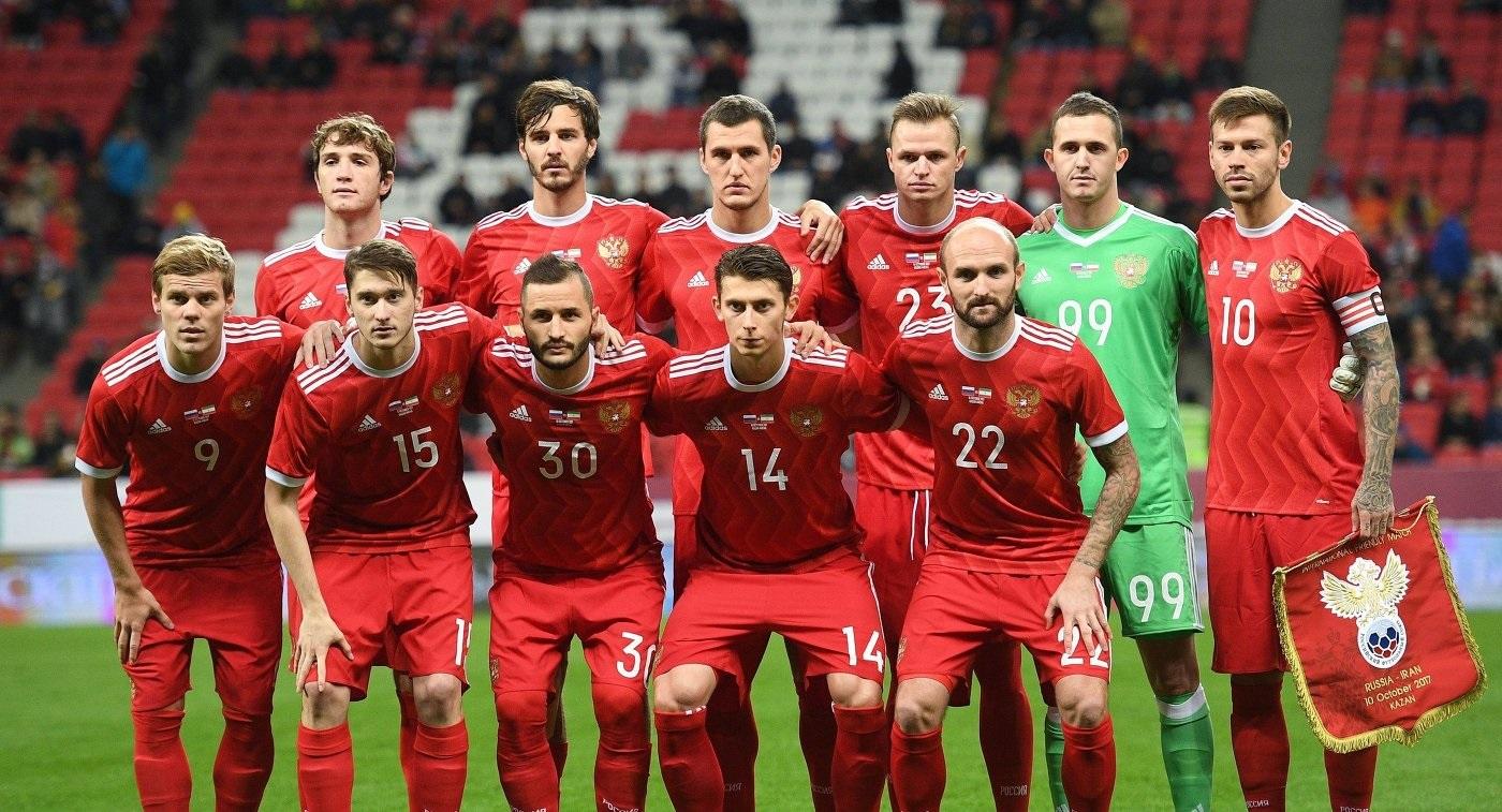 Фото сборной России по футболу (14)